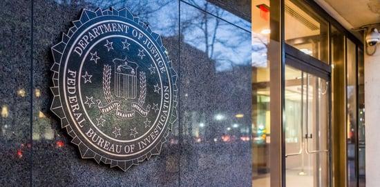 FBI intervention media buying