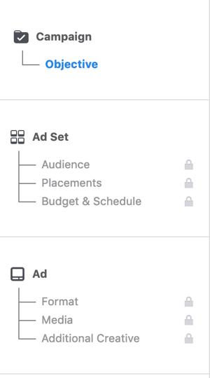 Facebook Ad Elements