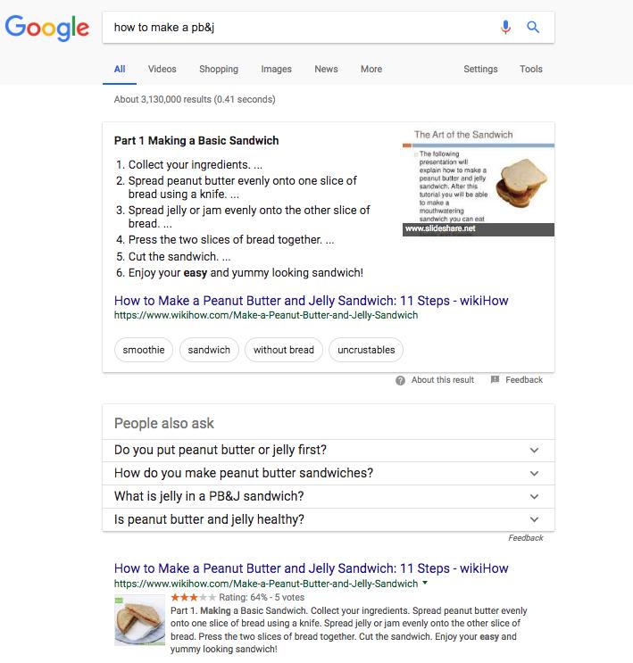 google -quick-answer-hack
