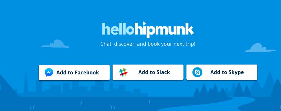 Hello Hipmunk Integrations