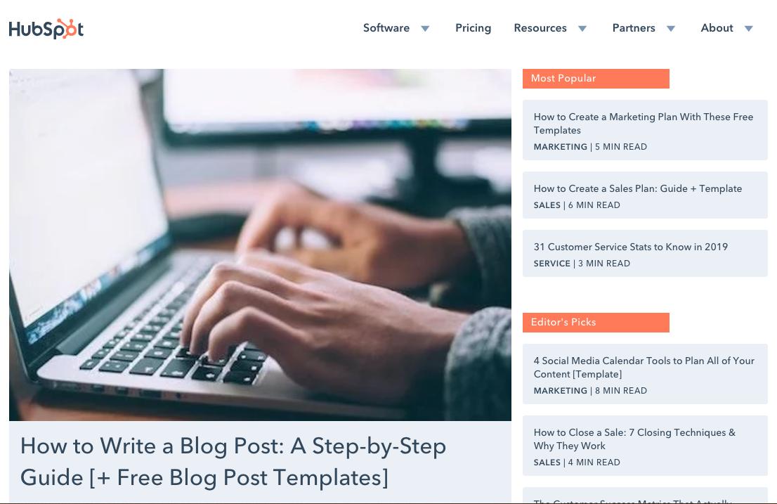25 Top Inbound Marketing Blogs to Follow in 2019