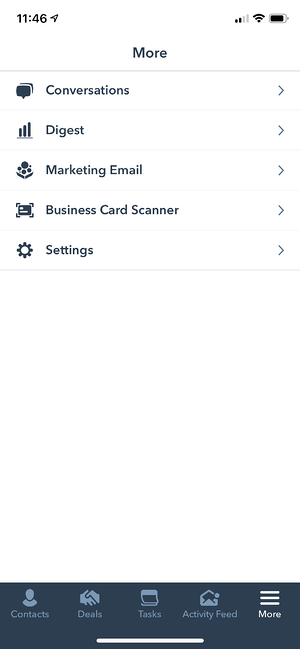 HubSpot Refreshes the Look and Feel of the Mobile App-2