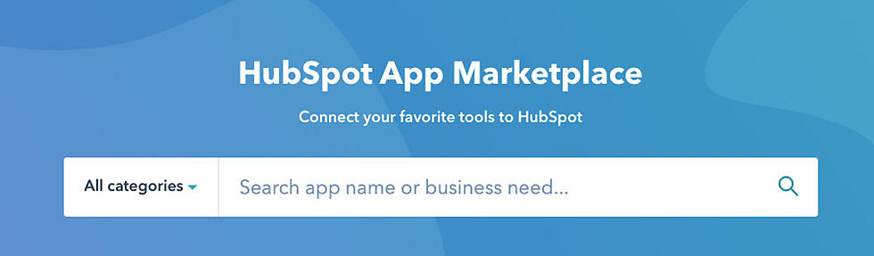 HubSpot's redesigned app marketplace streamlines integration with other platforms