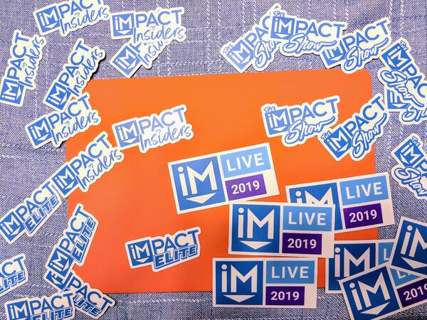 IMPACT Stickers