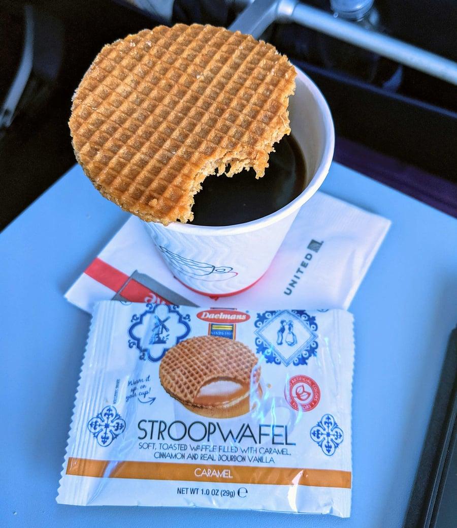 stephanie's stroopwafel