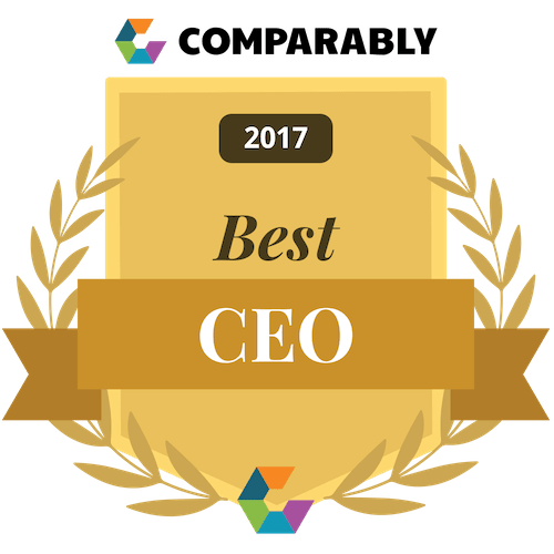 Comparably Best CEO