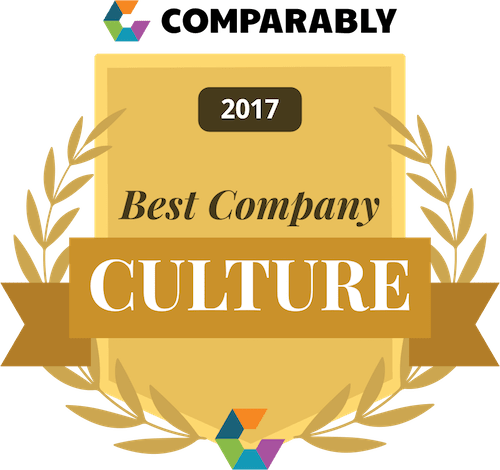 Comparably Best Company Culture