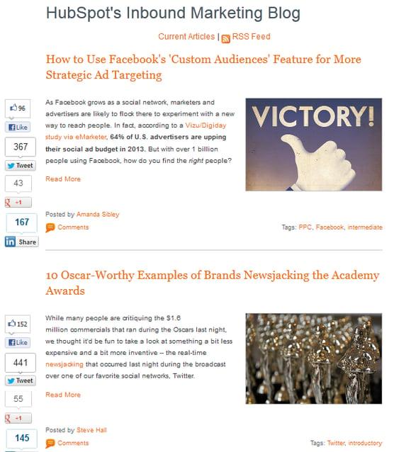 HubSpot blog culture