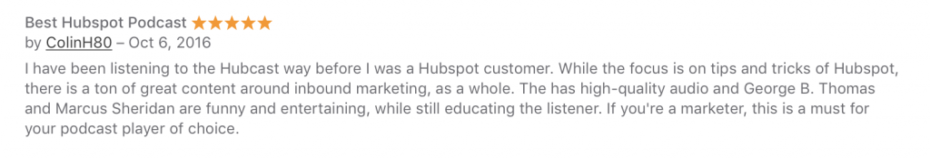 Hubcast Colin Hass