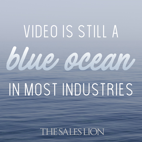Video Is Still A Blue Ocean