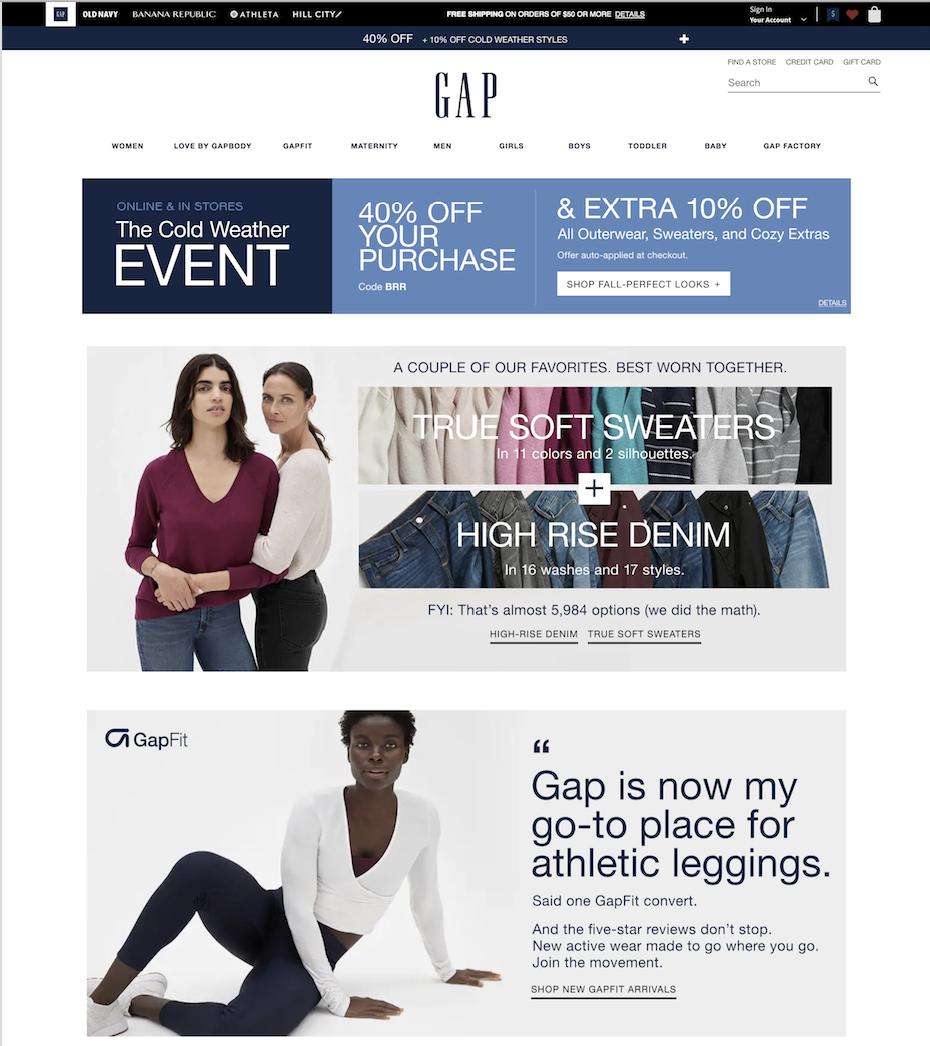 great-multi-brand-websites-gap