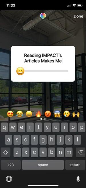 Instagram-Stories-Emoji-Polls