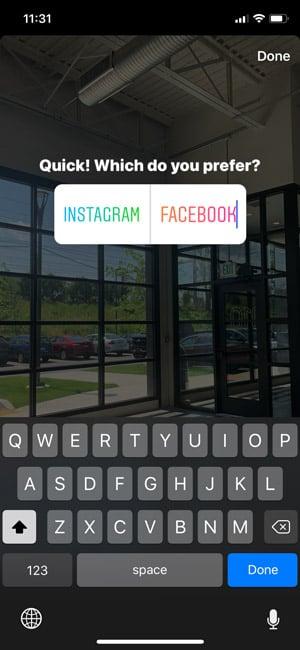 Instagram-Stories-Polls