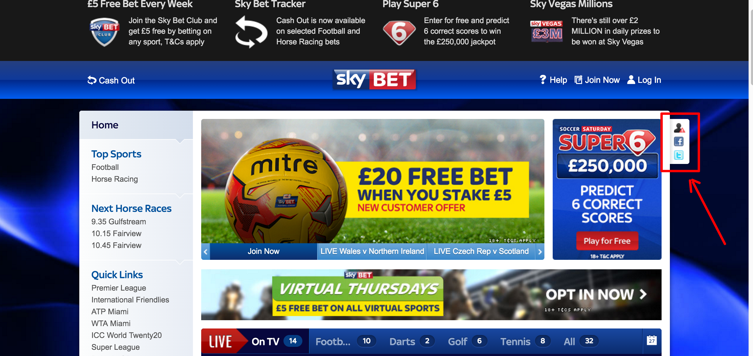 Internet-easter-egg-skybet-look-busy
