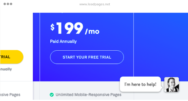 LeadPages Welcome Bot