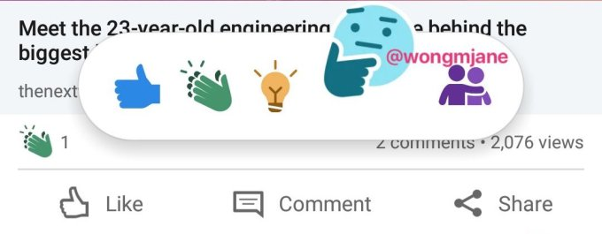 LinkedIn-Reactions-Clap-Insightful-Hmm-Support
