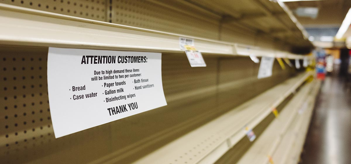 Out of stock: Consumers are ready to spend, but the supply isn't there