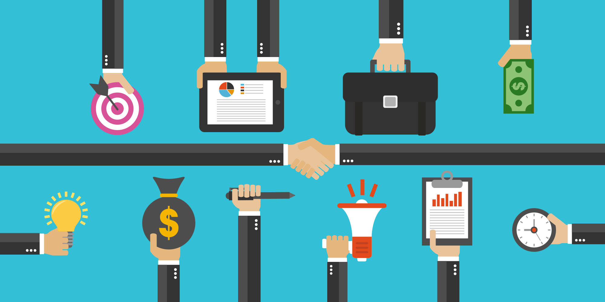 Integrated Sales and Marketing: 5 Reasons Why Integration is Valuable