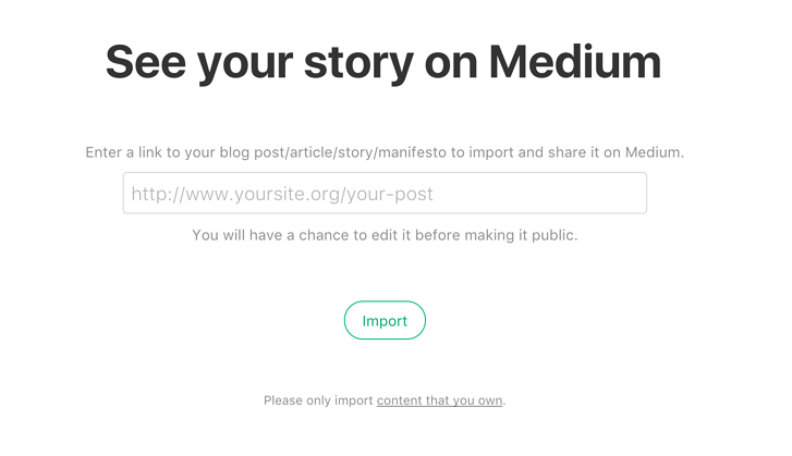 Do's & Don'ts of Re-publishing Content on Medium or LinkedIn