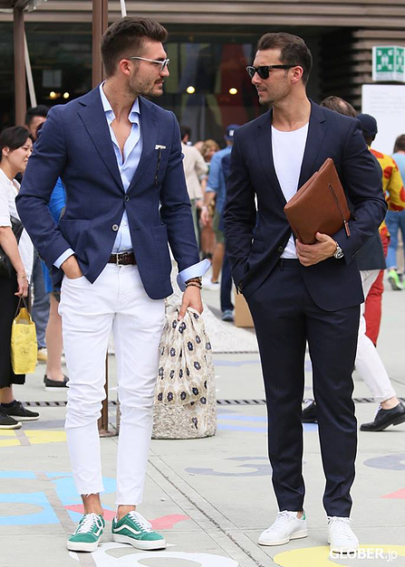 Parfait Gentleman _ Men's Fashion Blog _ Photo
