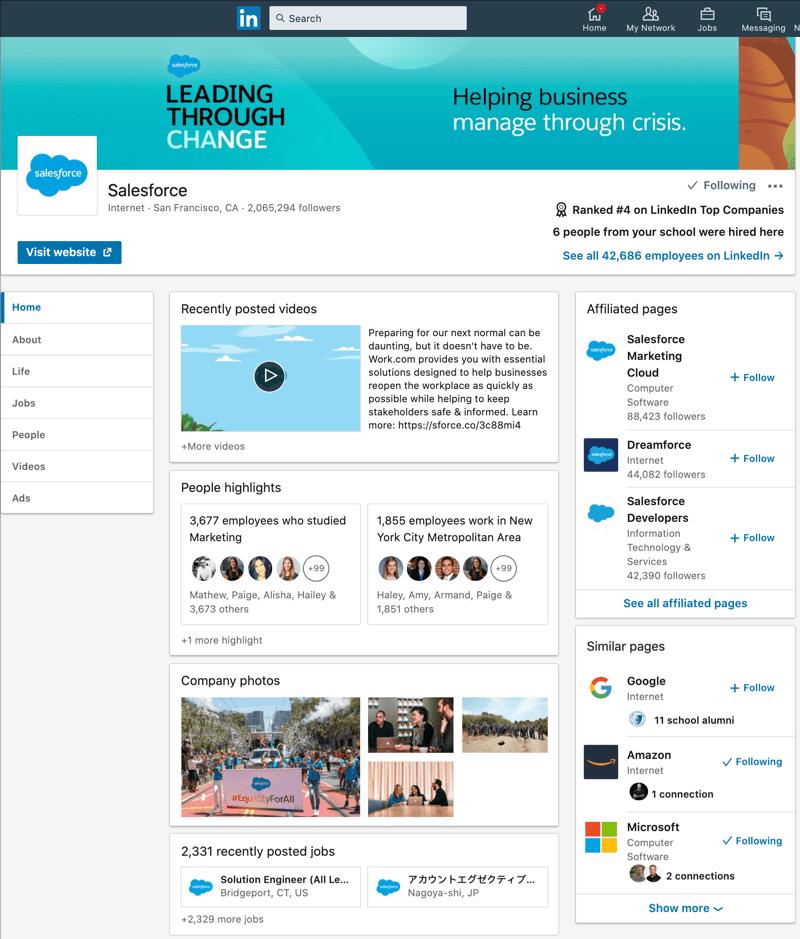 Salesforce_Overview_LinkedIn