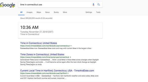 google-zero-search-result