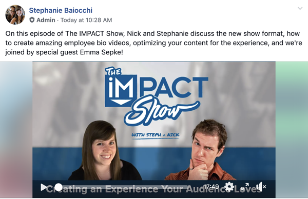 the impact show episode 74