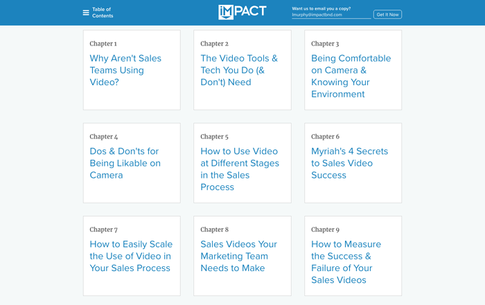 video-for-sales