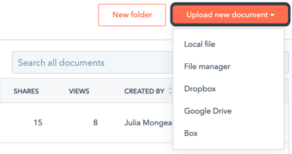 hubspot-document-uploader