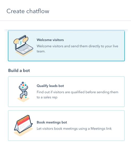 hubspot-create-chatflow