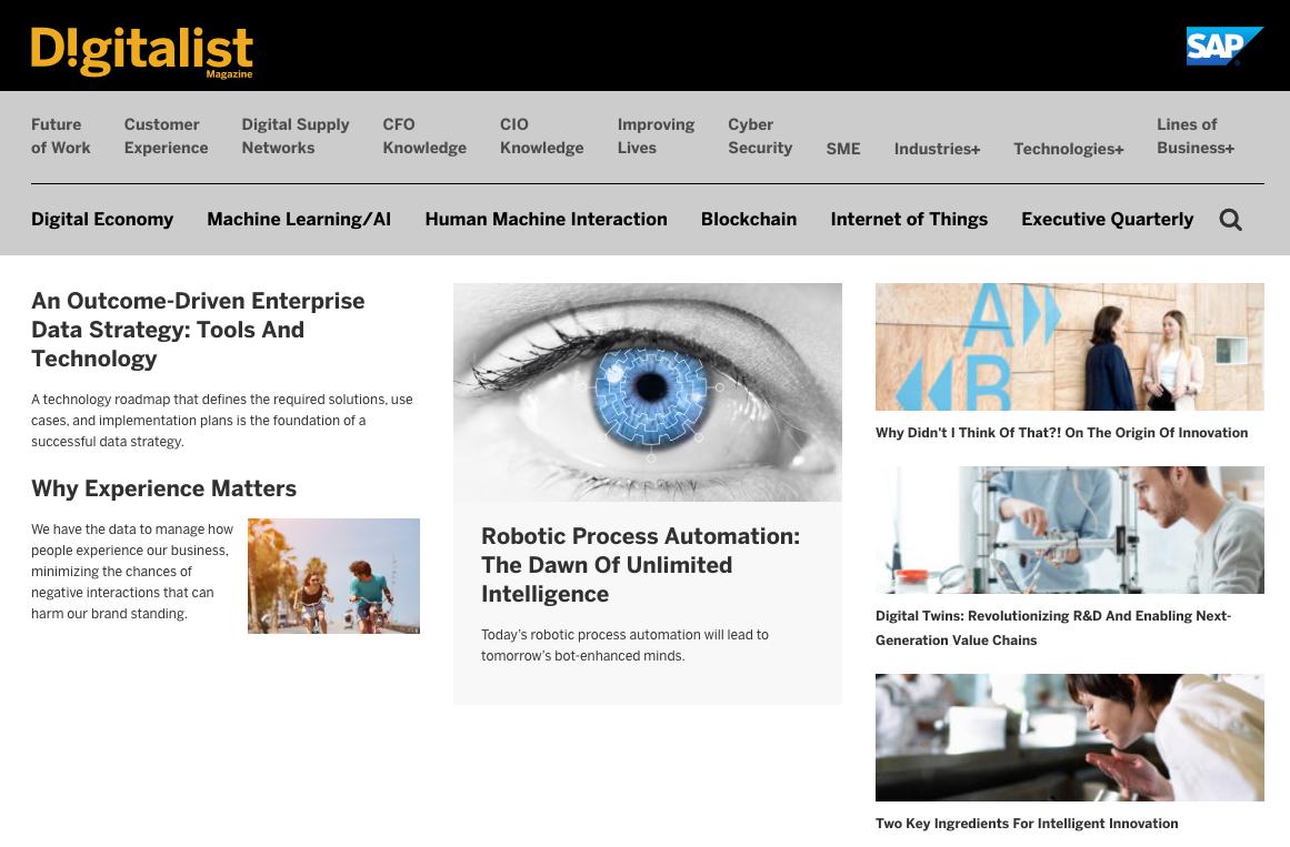 SAP Digitalist