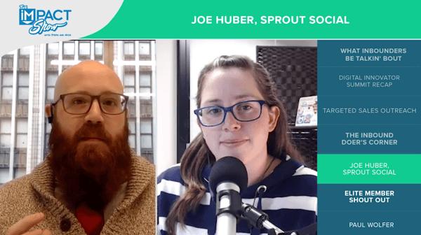 joe huber sprout social