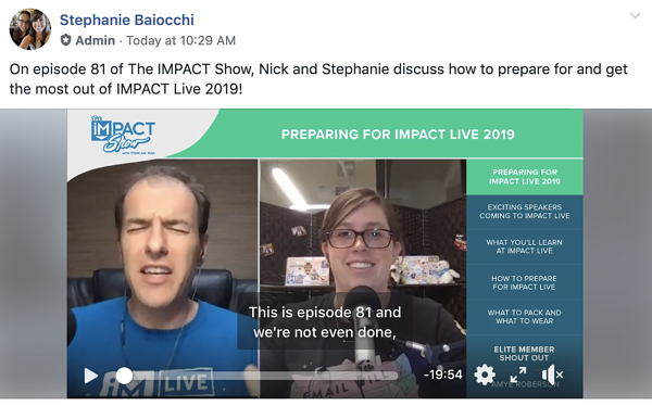 the impact show episode 81