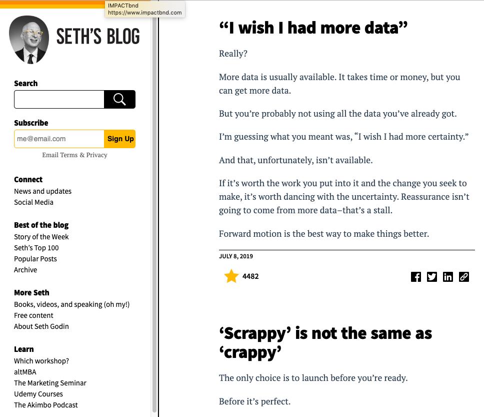 Best Blog Names Ever