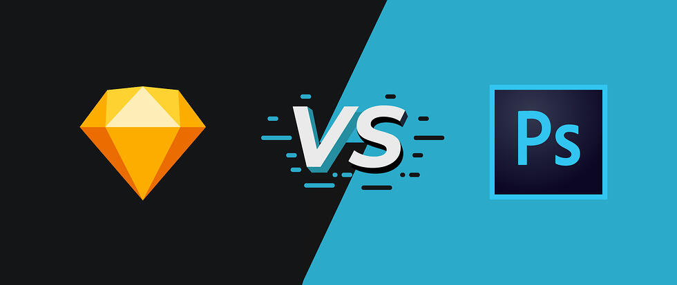Sketch vs Photoshop: Which Is Right For Your Team