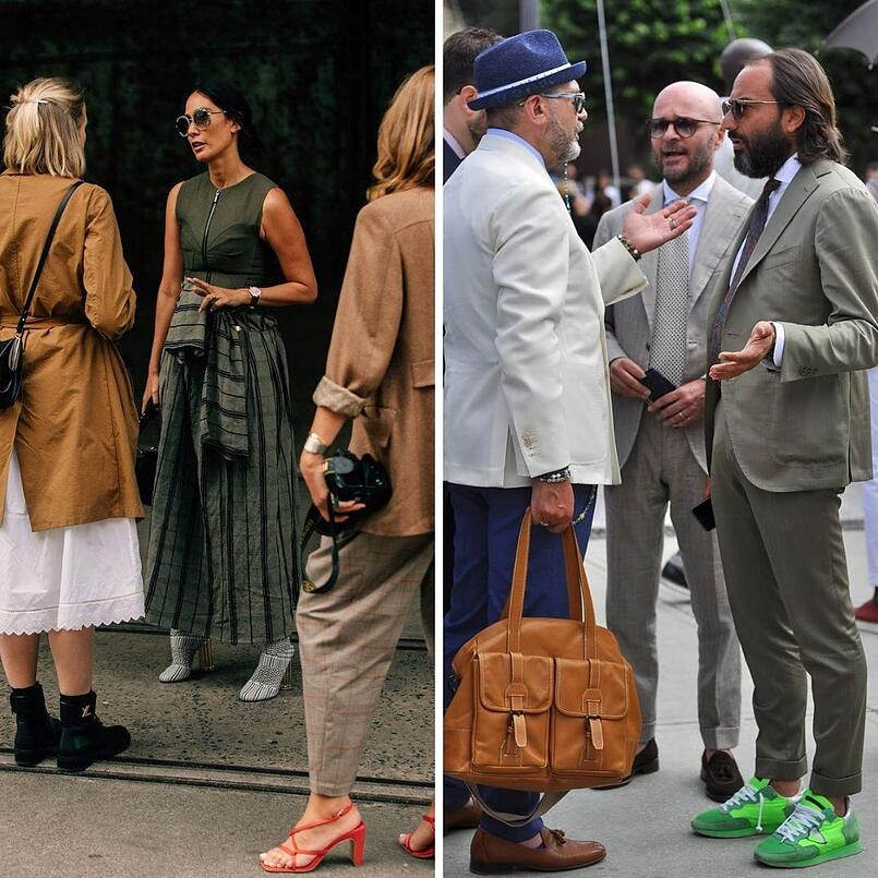 Street Style Blog Post
