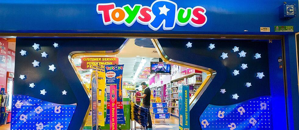 "Toys ""R"" Us Auction Canceled: A Lesson in The Power of Branding"