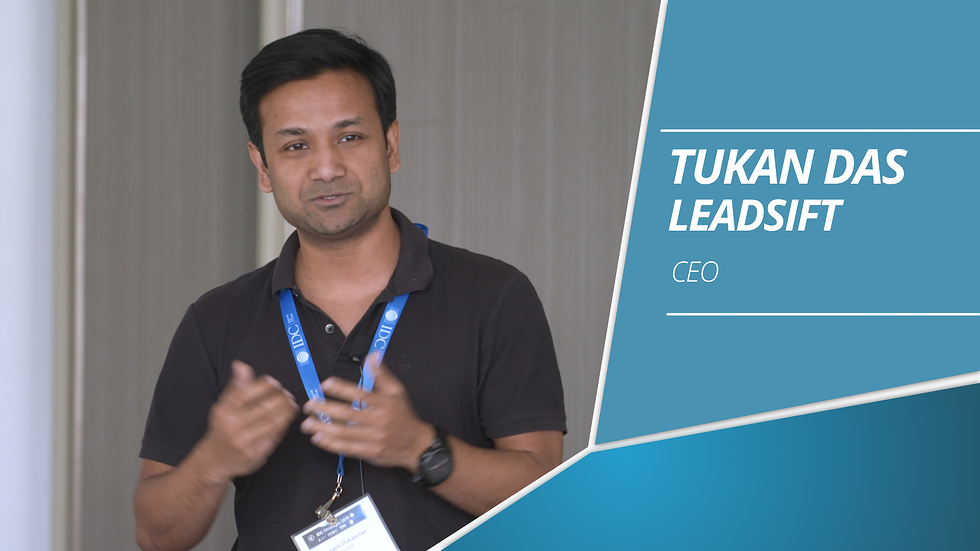 """Using Buyer Intent Data to 6X Your Sales Pipeline Ft. Tukan Das of LeadSift"" (Inbound Success Ep. 101)"