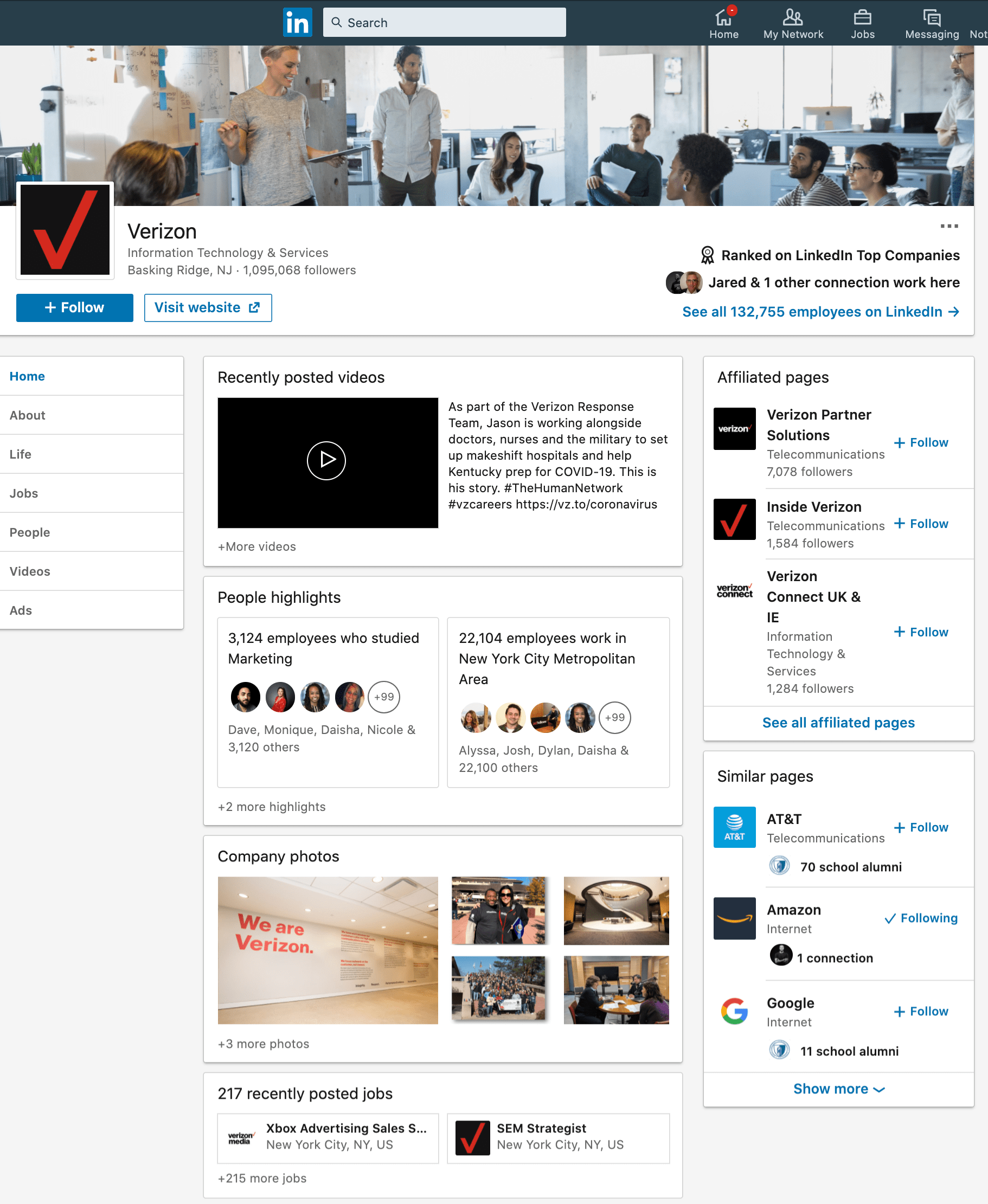 Verizon_Overview_LinkedIn