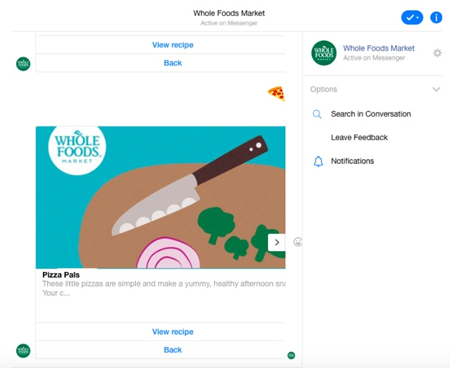 Whole-Foods-Chatbot-Pizza