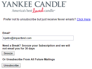 8 creatively effective unsubscribe pages you should take notes from