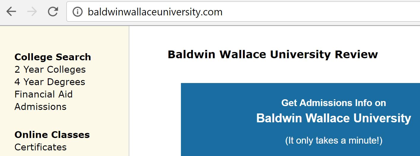 baldwinwallaceuniversity.com