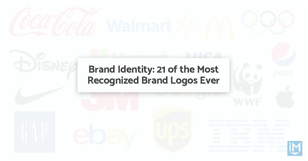The World S 21 Most Recognized Brand Logos Of All Time Impact