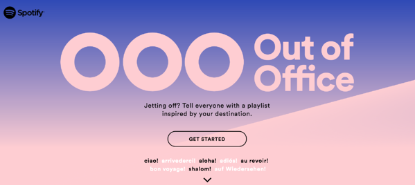 cool offers spotify