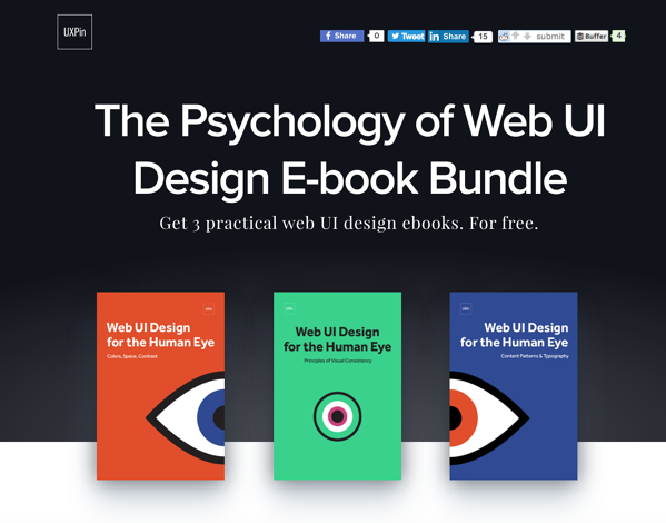 17 ridiculously cool offers that will inspire your next campaign uxpin the psychology of web ui design ebook bundle cool offers uxpin fandeluxe Image collections