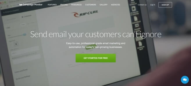 Call-to-Action Examples CampaignMonitor