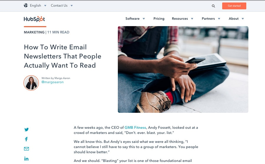 Hubspot Featured Image