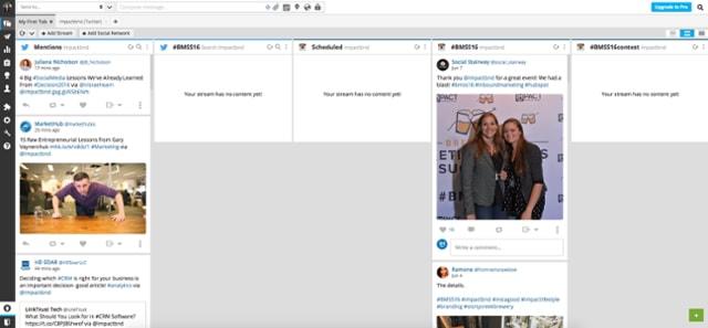 SaaS Marketing Tools HootSuite