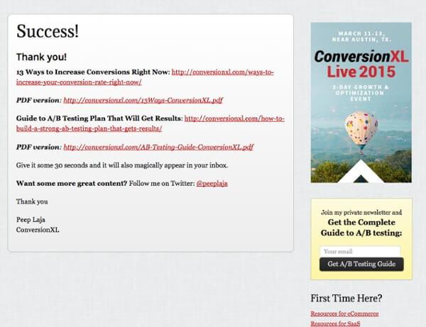 conversion_xl_thank_you_page