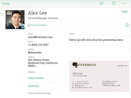3 awesome ways to store your business cards evernote business cardsg reheart Choice Image